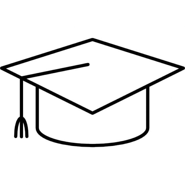 Cubierta de la cabeza de graduación | Descargar Iconos gratis