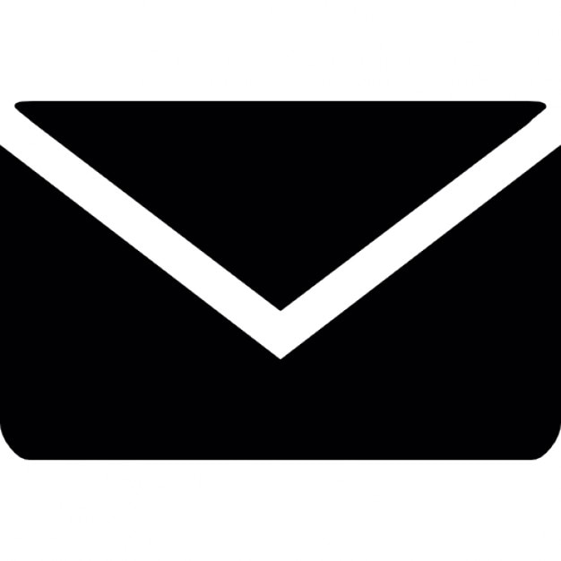 e mail sobre negro descargar iconos gratis. Black Bedroom Furniture Sets. Home Design Ideas