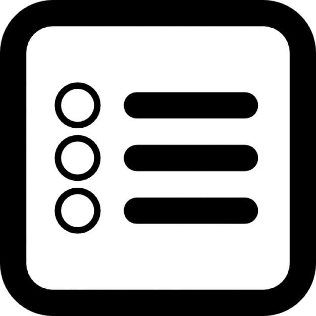 Enumerar plaza s mbolo de bot n para la interfaz for Icono boton