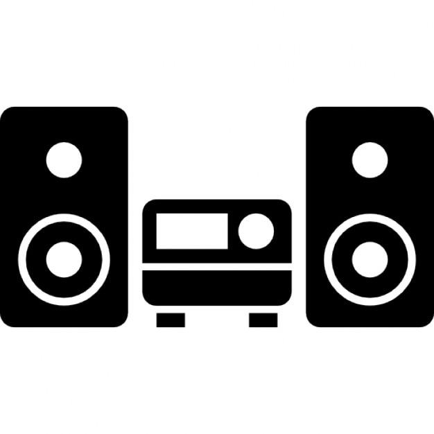 Equipo de audio descargar iconos gratis - Equipo musica casa ...
