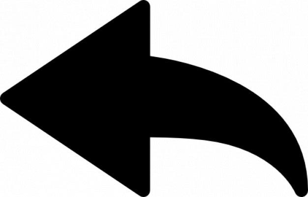 Iconos Gratis De Flechas: Flechas Para Atras