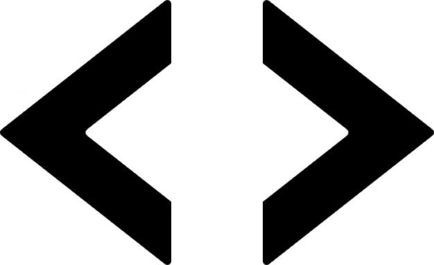 Iconos Gratis De Flechas: Flechas Derecha Izquierda