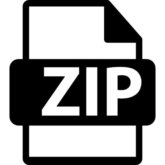 Resultado de imagen para icono zip