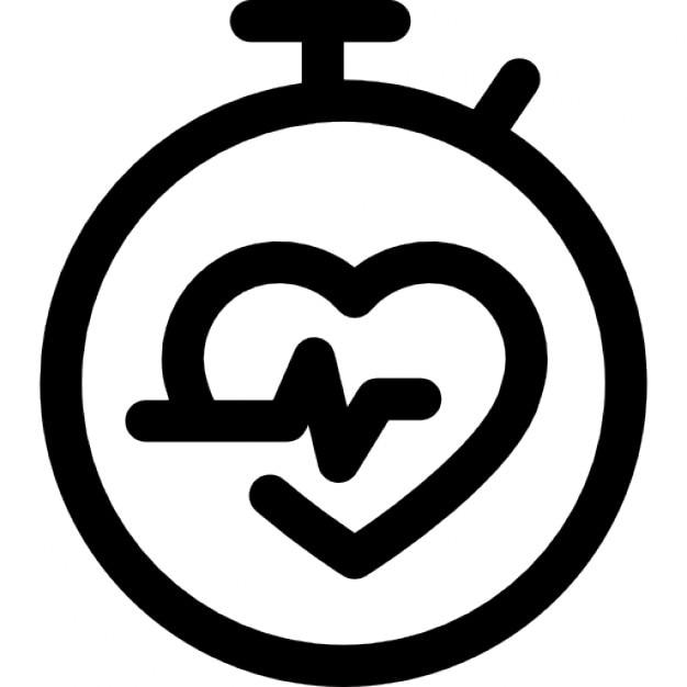 Frecuencia cardiaca | Descargar Iconos gratis