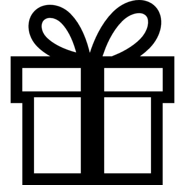 Gran caja de regalo descargar iconos gratis for In regalo gratis