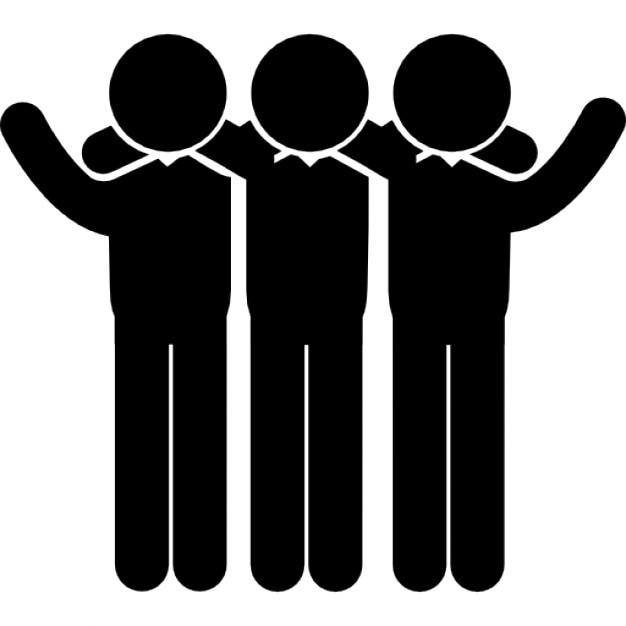 perversos grupo de tres