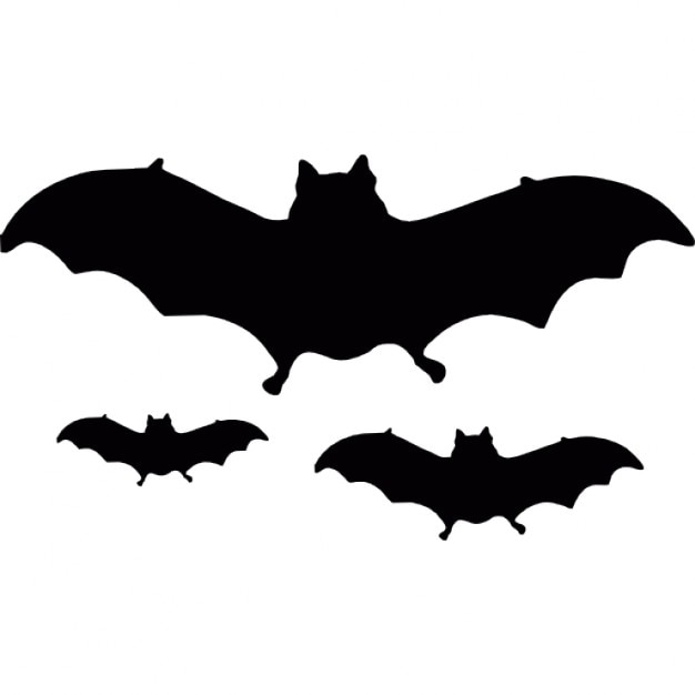 silhouette d'halloween