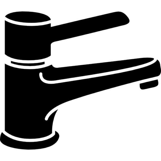 Herramienta del ba o del grifo para controlar el for Grifo dibujo