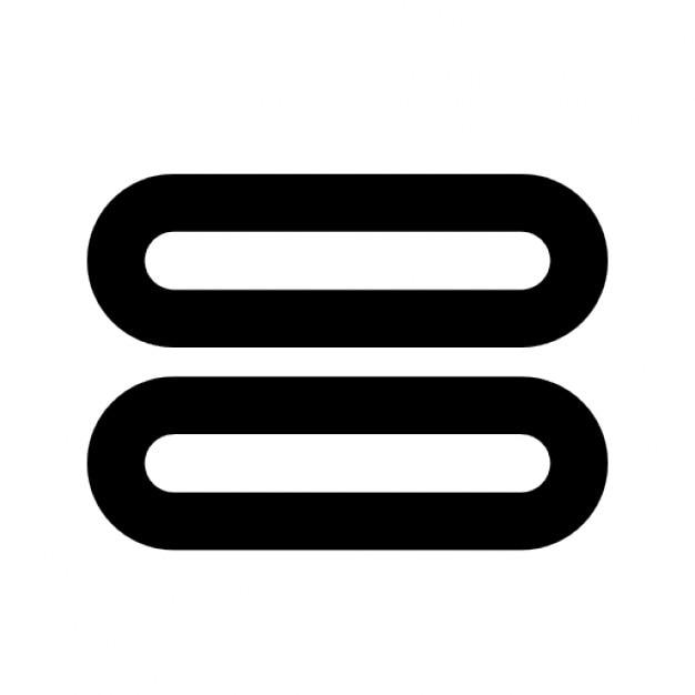 Igual esquema | Descargar Iconos gratis