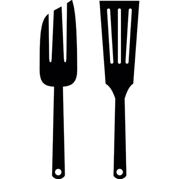 las herramientas del cocinero descargar iconos gratis