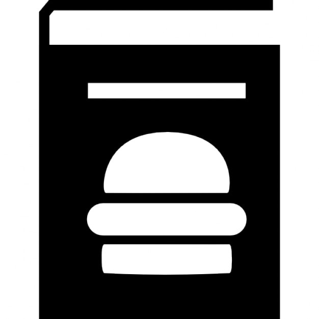 Libro de recetas de cocina gu a descargar iconos gratis for Guia mecanica de cocina pdf