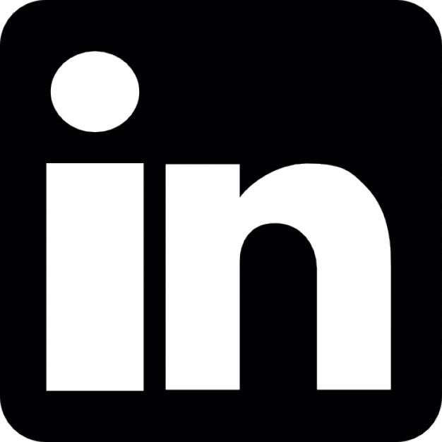 Resultado de imagen de logo linkedin