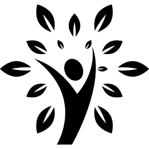 Logo estilo de vida saludable descargar iconos gratis for Logos para editar