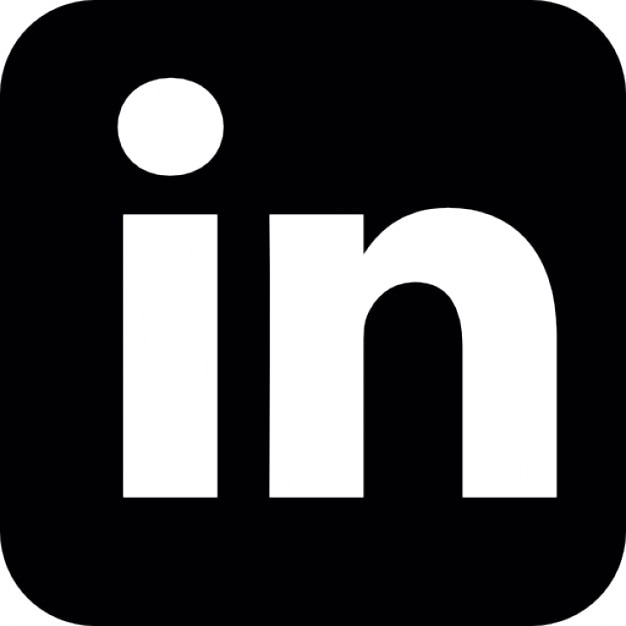 Resultado de imagen de icono linkedin