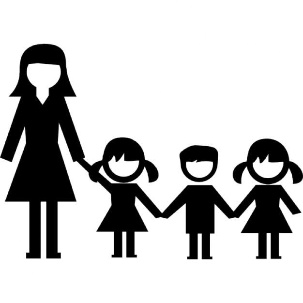 Resultado de imagen de niños iconos