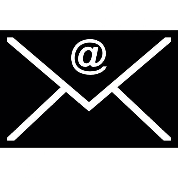 Mensajes de correo electrónico Icono Gratis