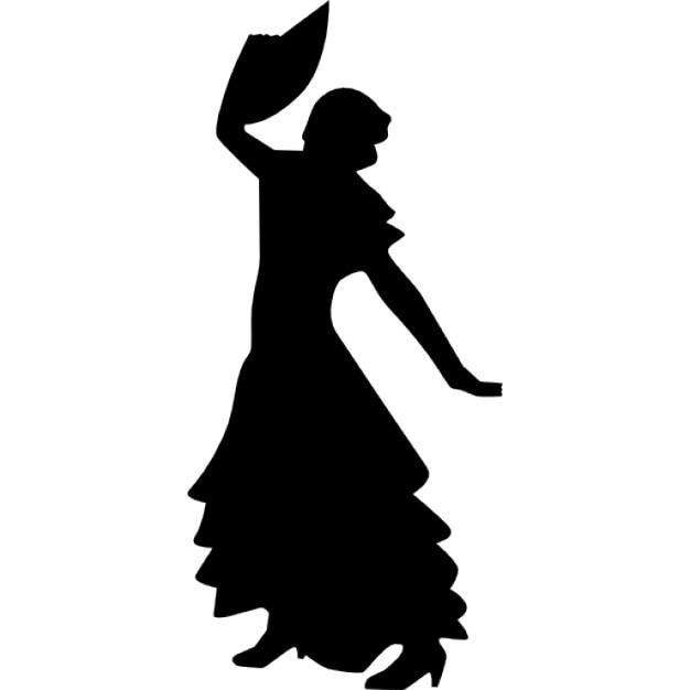 flamenco dance clip art