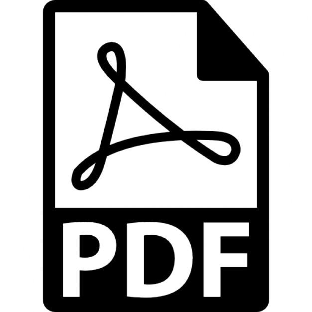 Resultat d'imatges de icono pdf