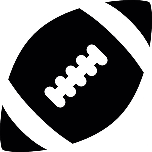american football icon free download as PNG and ICO