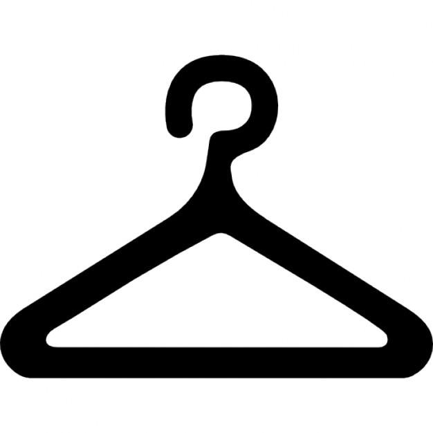 Percha de ropa con gancho descargar iconos gratis - Perchas para ropa de bebe ...