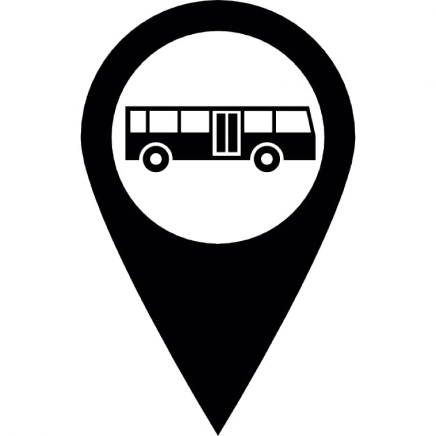 Resultado de imagen para INFORMACION BUSES mapas rutas icono