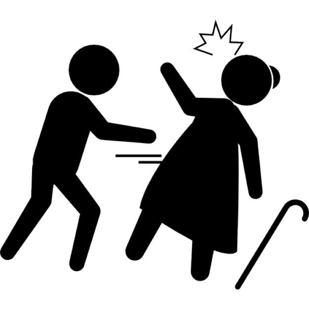 Resultado de imagen de robo monedero violencia