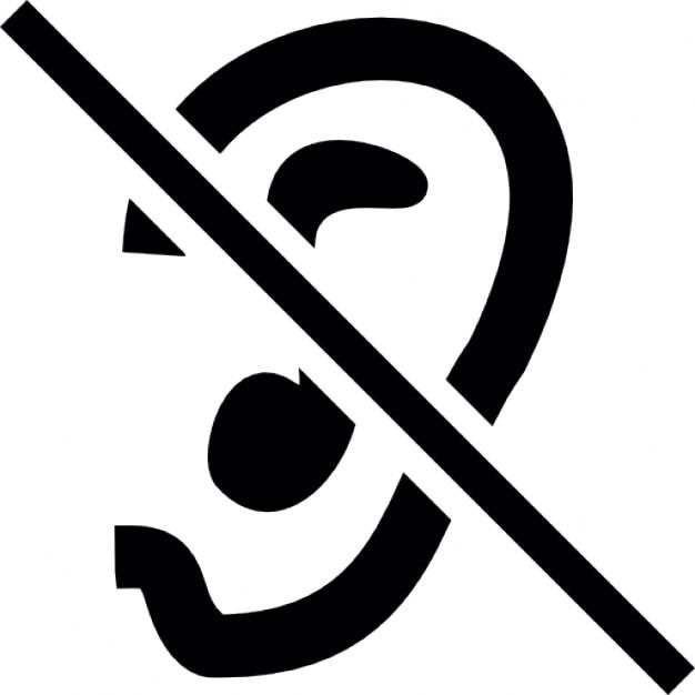 Resultado de imagen para Símbolo del silencio