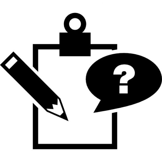 Símbolo de la clase cuestión nota | Descargar Iconos gratis