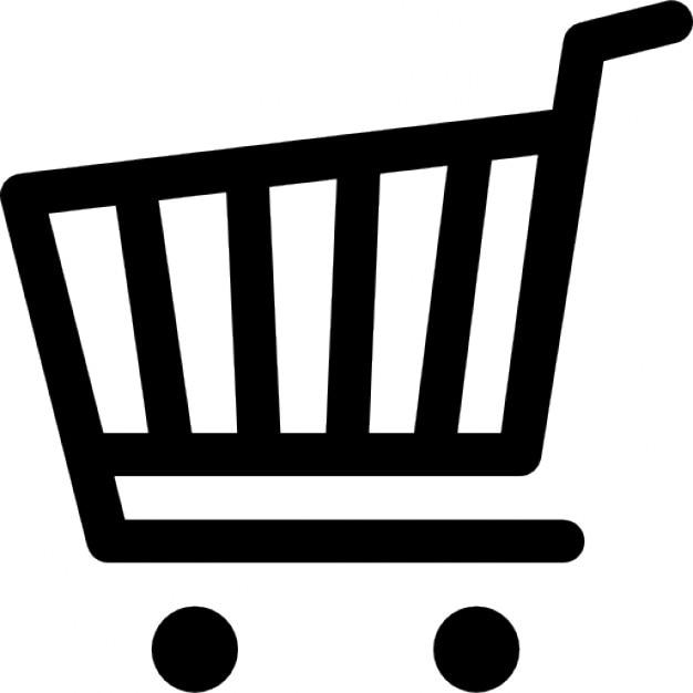 Resultado de imagen para carro de compras vector
