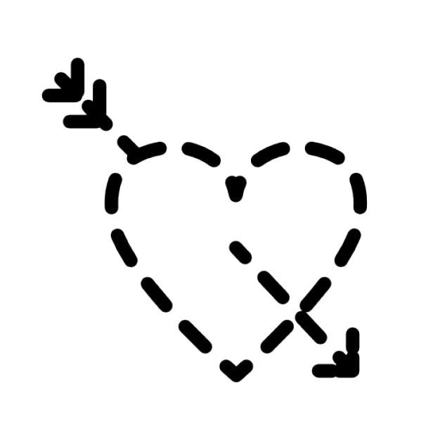 Tatuaje del corazón | Descargar Iconos gratis