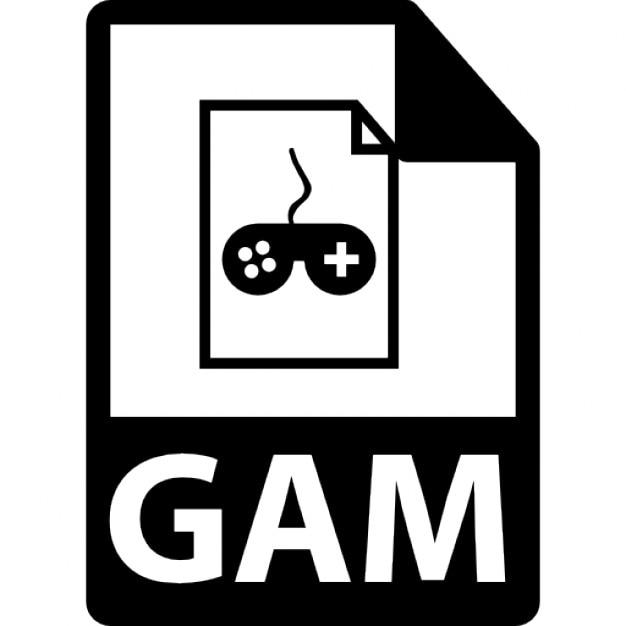 variante de formato de archivo gam