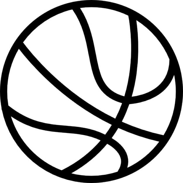 Encantador Bola De Baloncesto Para Colorear Ornamento - Ideas Para ...