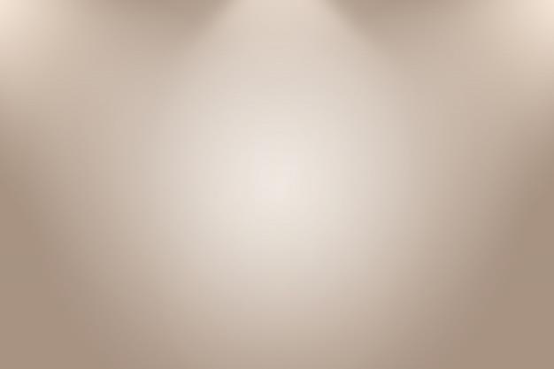 Abstract studio luxury beige clair crème beige marron comme du coton texture soie de fond. Photo Premium