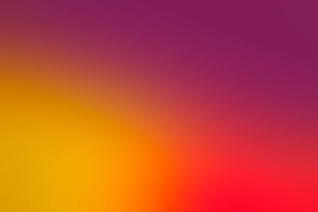 Abstraction colorée lumineuse avec dégradé Photo gratuit