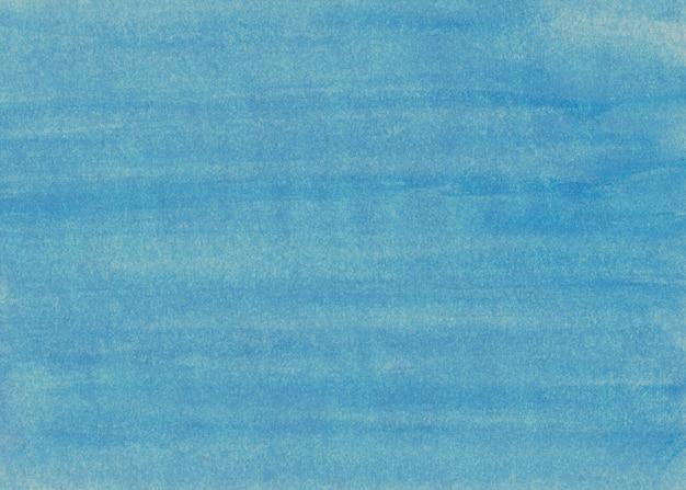 Abstrait Aquarelle Bleu Photo Premium