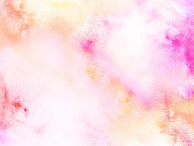 Abstrait de couleur de l'eau Photo Premium