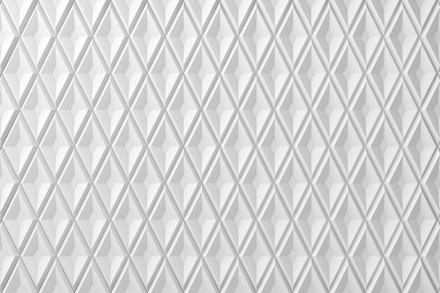 Abstrait du mur de carreaux moderne. rendu 3d. Photo Premium