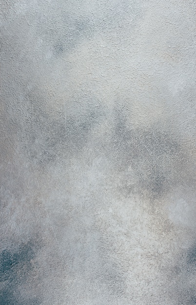 Abstrait gris foncé métallique vide texture béton Photo Premium