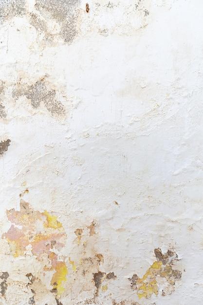 Abstrait Grunge Bouchage De Platre Et De Peinture Dommages Structurels Degats D Eau Sur Le Mur Du Batiment Photo Premium