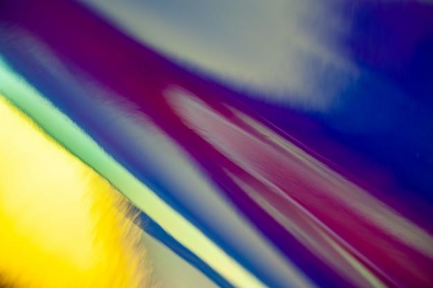 Abstrait Holographique Photo Premium