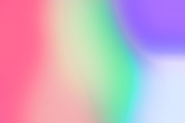 Abstrait Pop Floue Avec Des Couleurs Primaires Vives Photo Premium