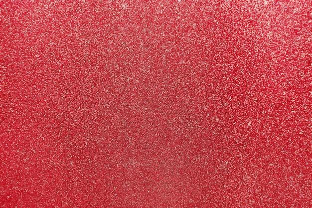 Abstrait rouge paillettes marron Photo Premium
