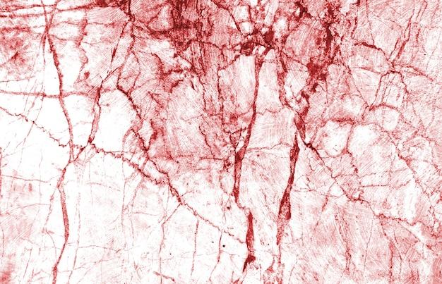 Abstrait de sang rouge éclaboussures. Photo Premium