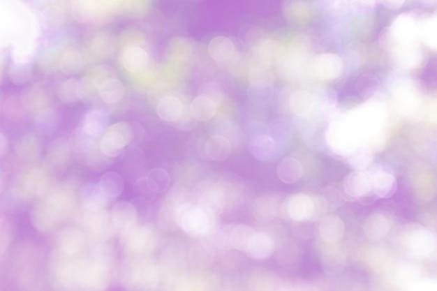 Abstrait Violet Bokeh, Flou Photo Premium