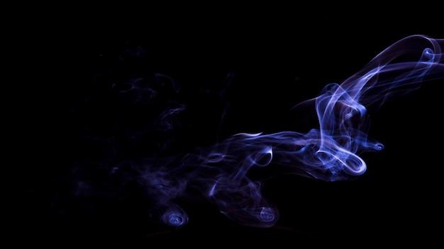 Abstrait violet fumée texturé fond Photo gratuit