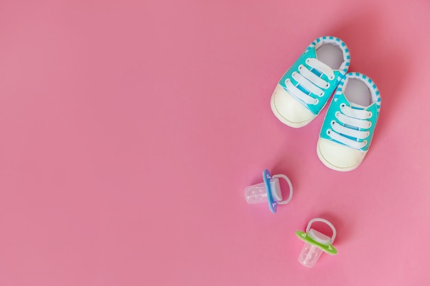 Accessoires Bébé Pour Nouveau-nés Photo Premium