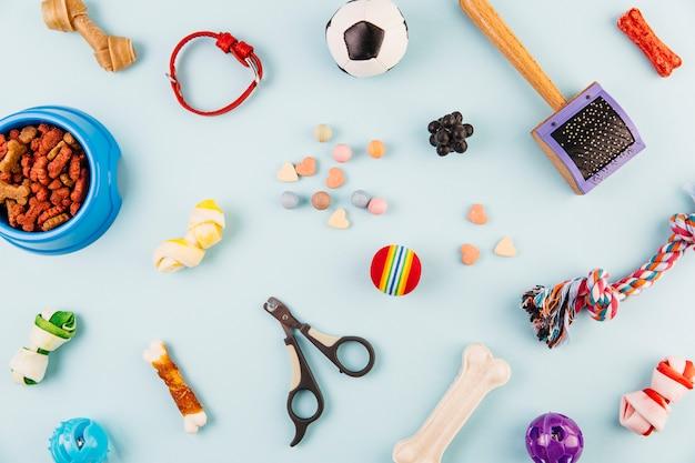 Accessoires Pour Dresser Et Soigner Les Animaux Photo gratuit