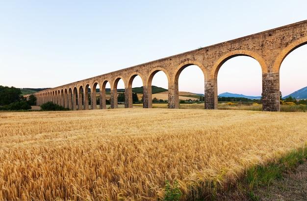 Acueducto De Noain. Navarre Photo gratuit