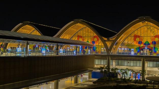 Aéroport international de mactan cebu Photo Premium