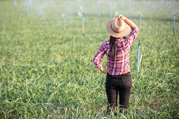Les agriculteurs Photo gratuit